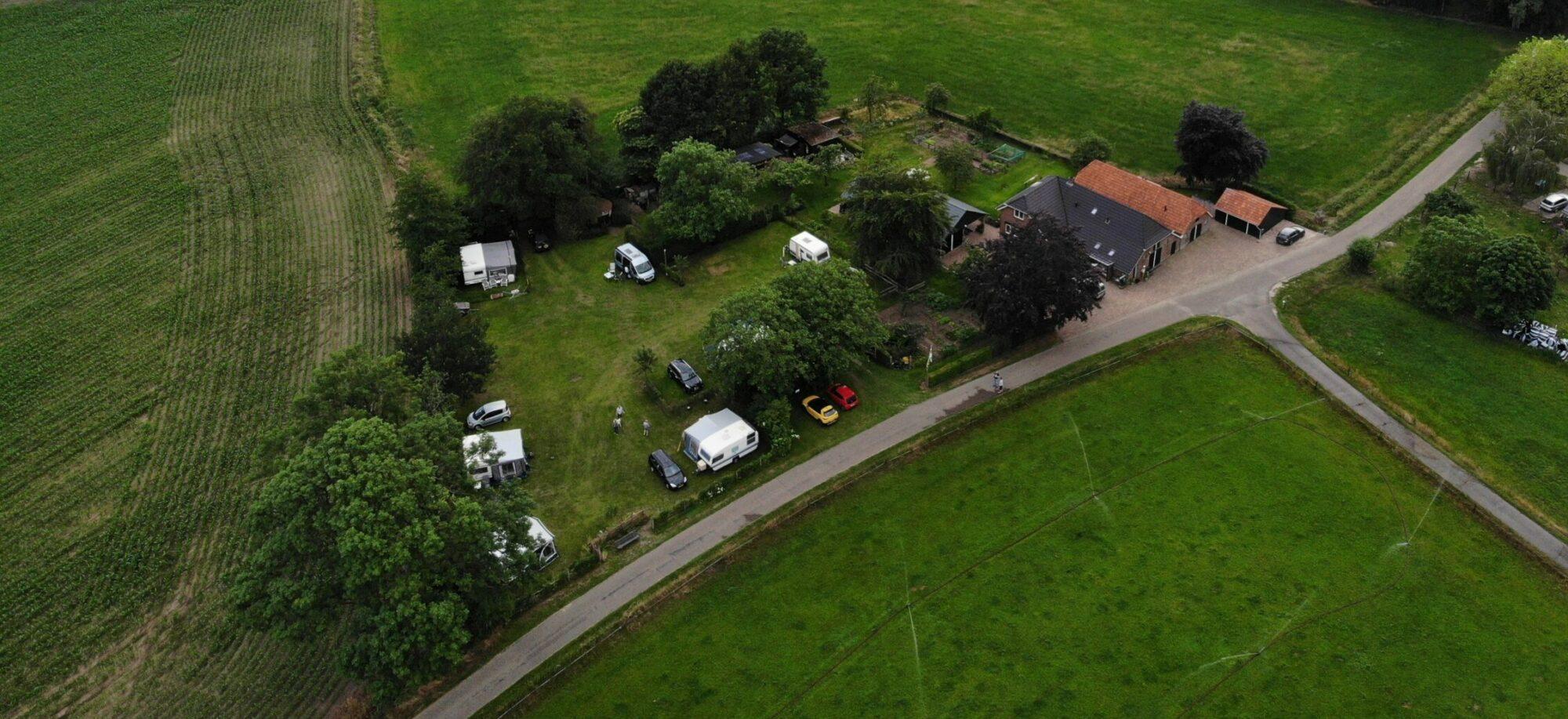 Camping 't Meestershuus